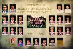 Bajnokcsapat 1994-1995