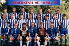Csapat 1996-1997